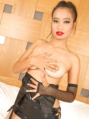Latex Asian Pics