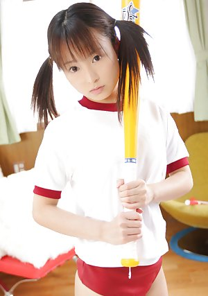 Pigtails Asian Pics
